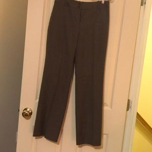 Loft 4P trousers. Brown.